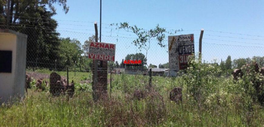Terreno en venta en calle Sarmiento