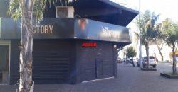 Fondo comercio en calle Rivadavia