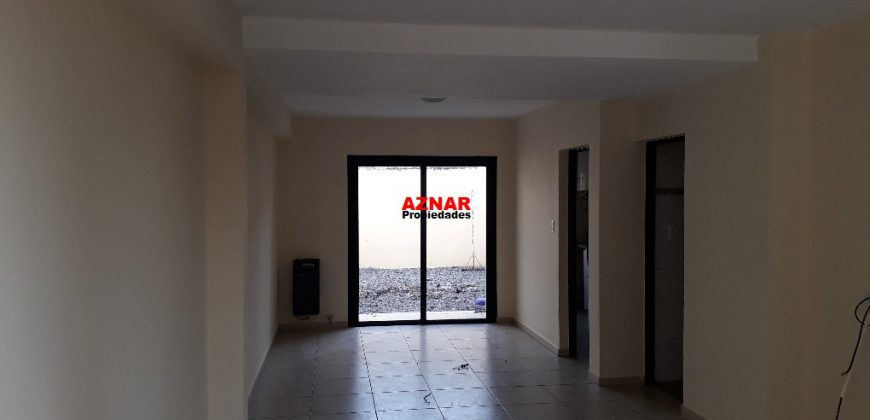 Departamento en alquiler en calle Catamarca