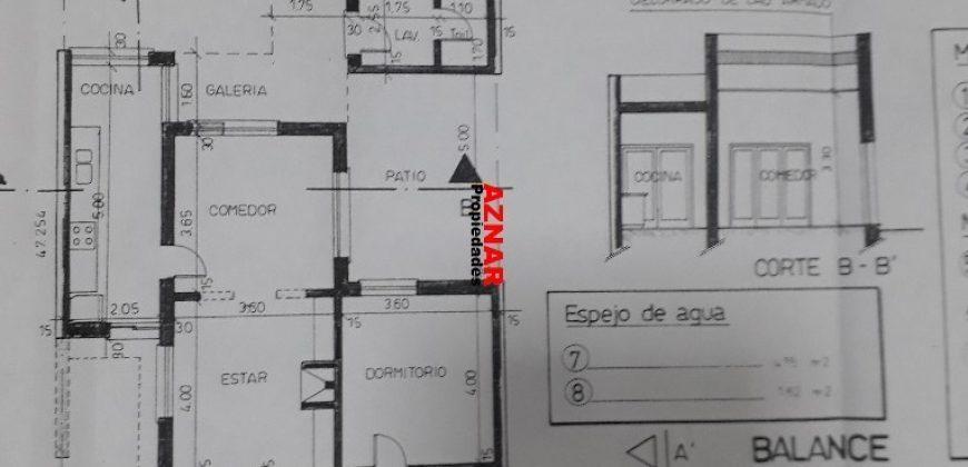 Casa en venta en calle Lavalle