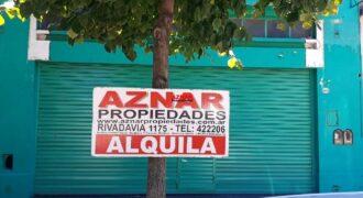 Local en alquiler en Rivadavia 1464